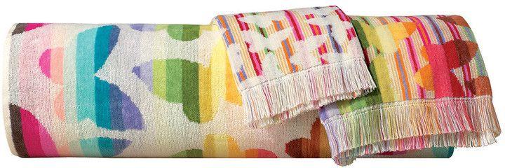 Missoni Home Josephine Towel - Bath Sheet on shopstyle.com.au