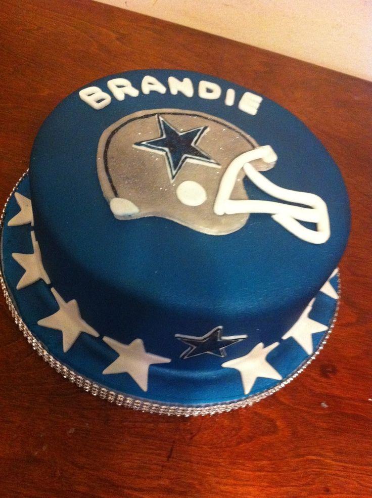 Dallas Cowboys Cake Decorations