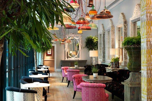 Ham Yard, Kit Kemp - London Holiday Hotels & Ideas, Hotel of the Month…