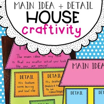 40 Best Main Idea Images On Pinterest Main Idea Hands And Main