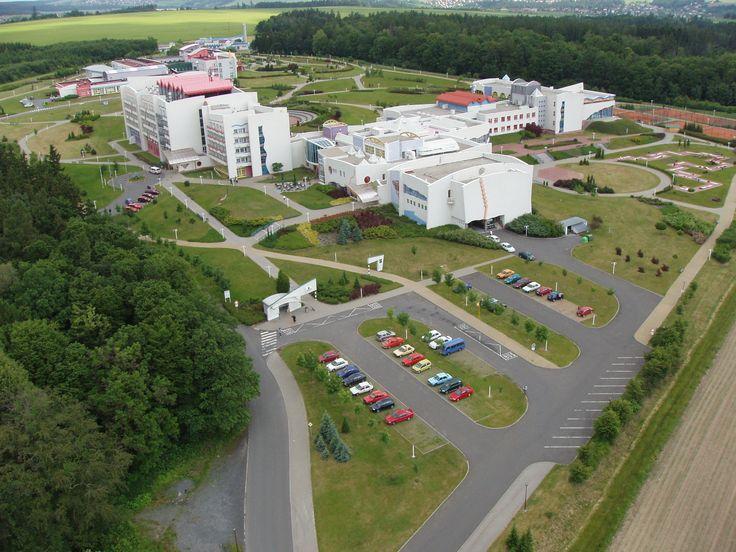 Sanatoria Klimkovice   www.sanatoria-klimkovice.cz Lázeňský / SPA hotel  3* Superior