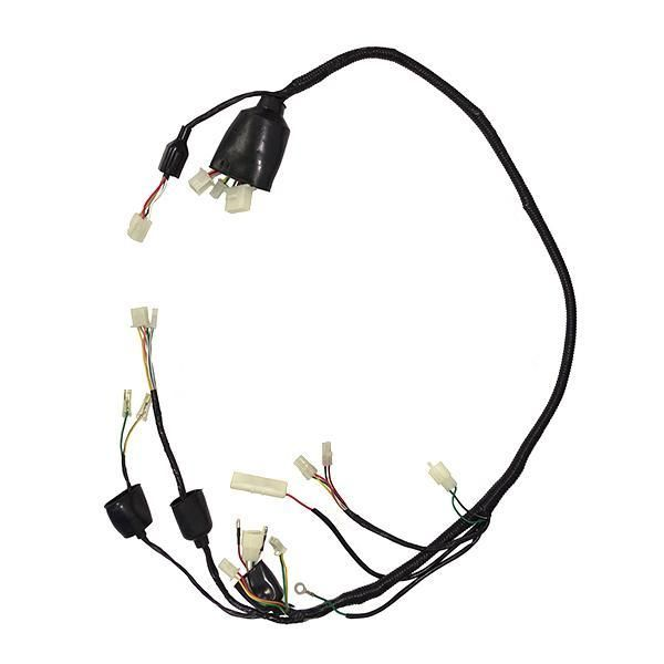 Wiring Harness For Jonway 50qt 6 Scooter Yy50qt019001 Gy6 50cc 139qmb 50cc Moped 50cc Scooter