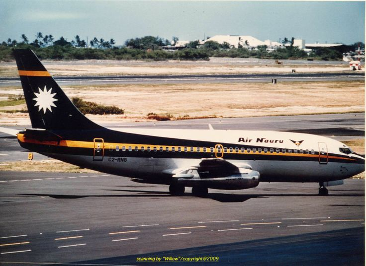 Air Nauru B737-2L9/Adv C2-RN9