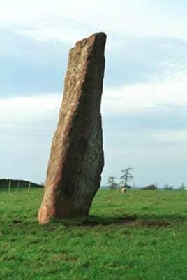 Long Meg Circle - Cumbria