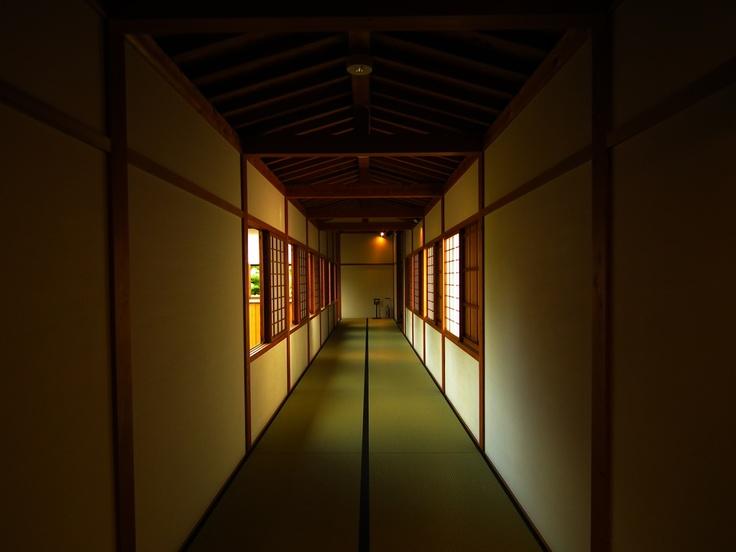 TATAMI Corridor Japan