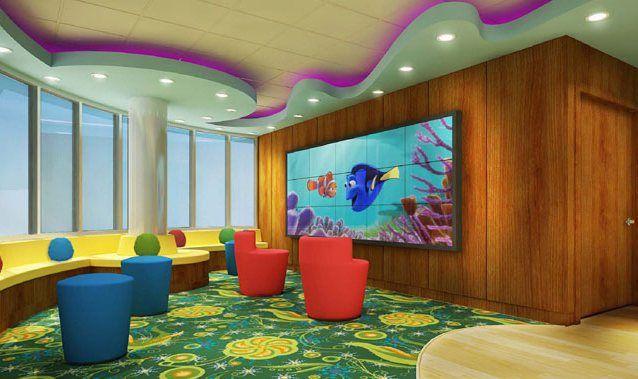 children's hospital waiting room design - Google Search