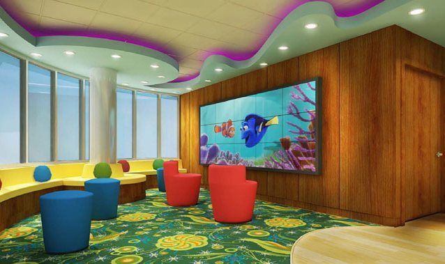 Pin On Kid Rooms: Children's Hospital Waiting Room Design