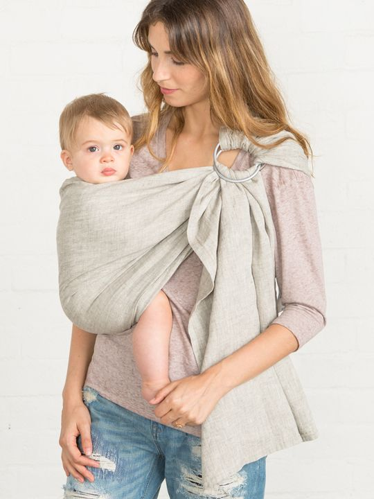 Breastfeeding In Wildbird Ring Sling