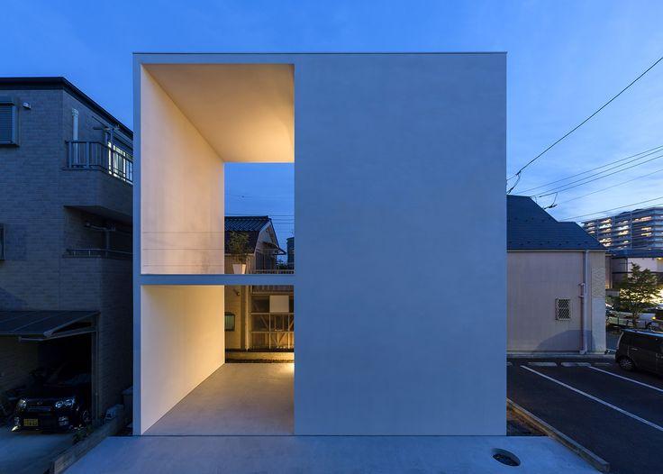 Little House Big Terrace — Minimalissimo