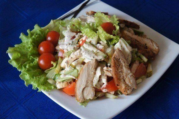 Salad «Prygazhunya»