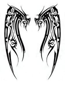 http://i.ebayimg.com/t/TRIBAL-WINGS-TATTOO-STYLE-A4-TSHIRT-TRANSFER-ANGEL-WING-/00/$(KGrHqEOKjkE3tbsmjEyBN-53gnQq!~~0_35.JPG