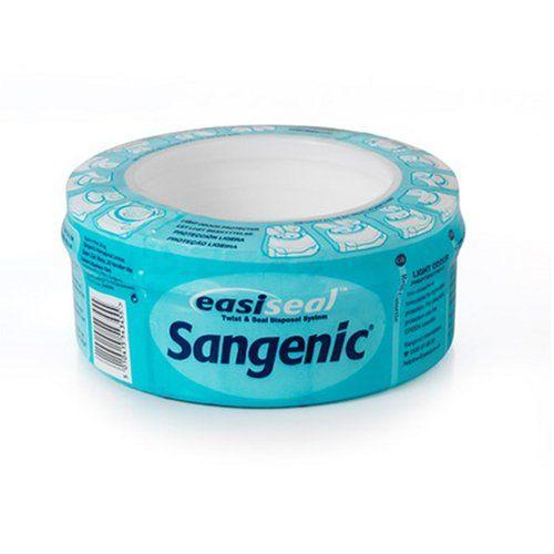 Sangenic – Cápsula con bolsa de recambio para cubo de pañales