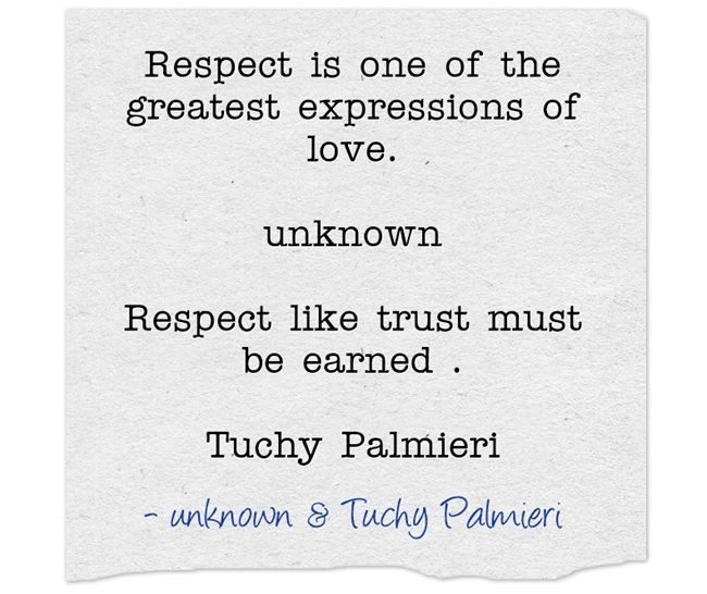 56 Best Respect Quotes With Images You Must See: 17 Best Images About Respect Must Be Earned On Pinterest