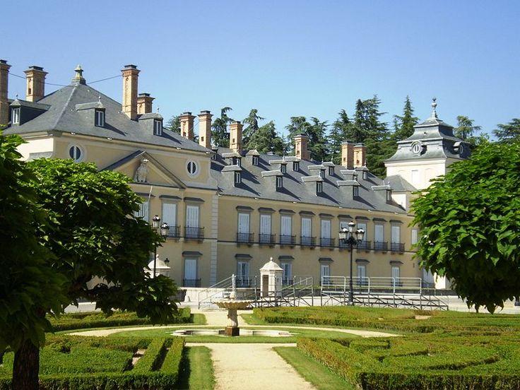 El palacio del Pardo (Madrid)