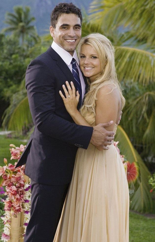 Best Bachelor Bachelorette Final Rose Images On Pinterest - Bachelor pad season 1 winner