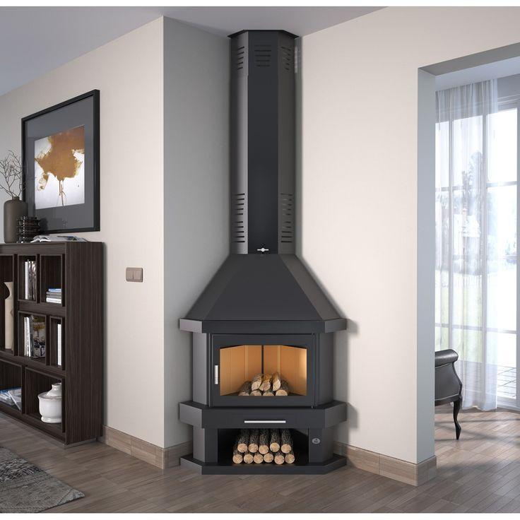 Resultado de imagem para cheminée avec porte