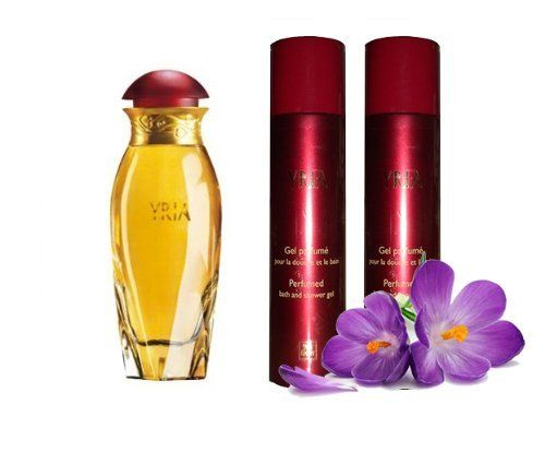 Yves Rocher YRIA 3-Piece Gift Set for Women: Yria L'EAU DE PARFUM Spray, 50 m & Perfumed Body Lotion, 200 ml & Perfumed Shower Gel. VERY HARD TO FIND by YVES ROCHER. $145.75. New Original Yves Rocher YRIA 3-Piece Gift Set for Women: Yria L'EAU DE PARFUM Spray, 50 m & Perfumed Body Lotion, 200 ml & Perfumed Shower Gel.. . FRANCE-HARD TO FIND Yria by Yves Rocher is a Floral Fruity fragrance for women. Yria was launched in 2001. The nose behind this fragrance is Laurent Bruyere. To...