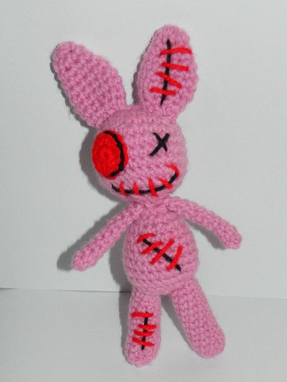 Amigurumi Patterns K And J Dolls Blog : The 63 best images about ZOMBIE CROCHET on Pinterest ...