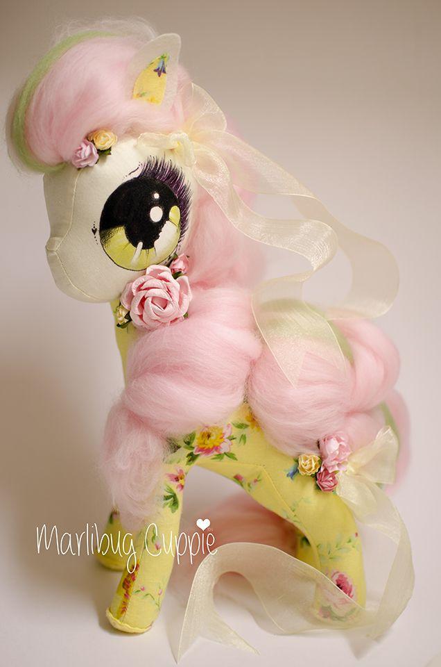 Miss Yellow Loopy Pink 2014 Marlibug Cuppie  www.facebook.com/marlibugcuppie