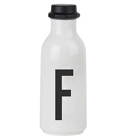 DESIGN LETTERS F drinking bottle