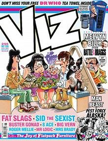Viz Magazine Subscription UK Offer
