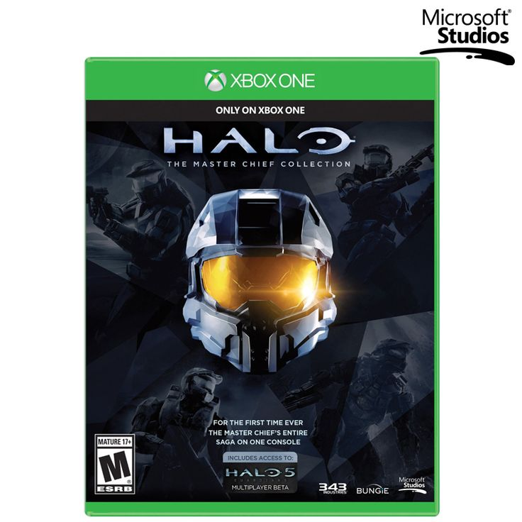 Xbox Halo Collection