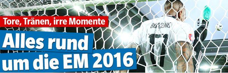 Fussball-quiz: UEFA euro 2016