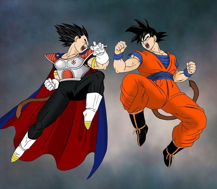 Vegeta vs Goku - Visit now for 3D Dragon Ball Z compression shirts now on sale! #dragonball #dbz #dragonballsuper