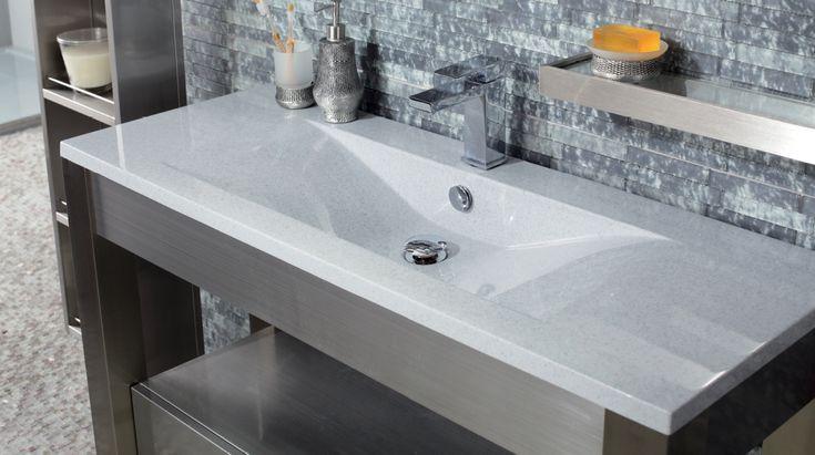 для тех, кто отдает предпочтение стилю #хайтек и для ванной комнаты выбирает современный #интерьер