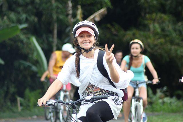 Треккинг, вело спорт, тубинг и многое другое в сердце Бали