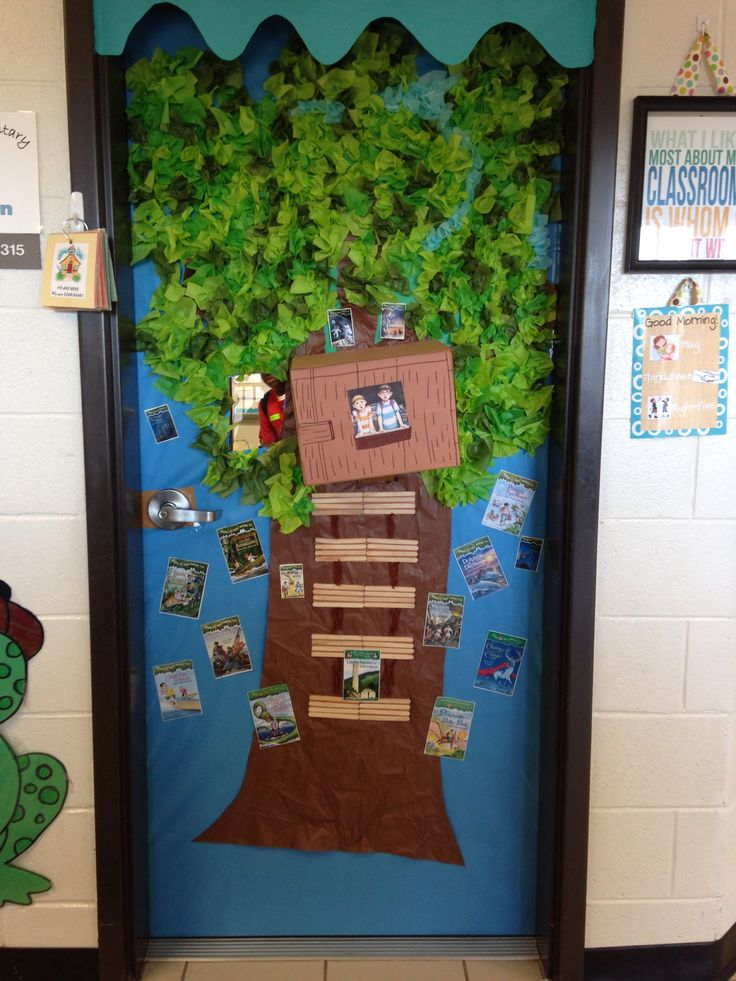 Read across America Magic Treehouse Style!