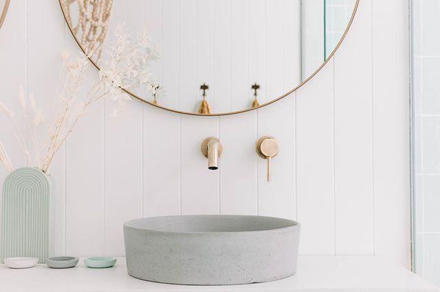 Halo basin in 2020 | Beach bathroom decor, Beach house ...