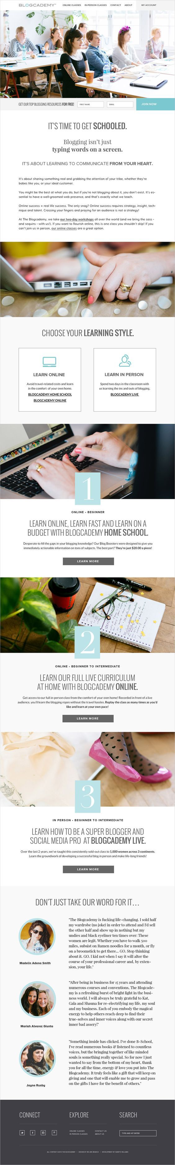 20 best sales page design images on Pinterest | Design websites ...