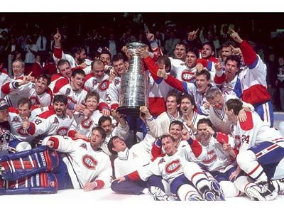 Montreal Canadians...it's our year!