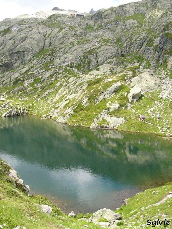 Lacs de Chéserys (2 211 m) / Haute-Savoie