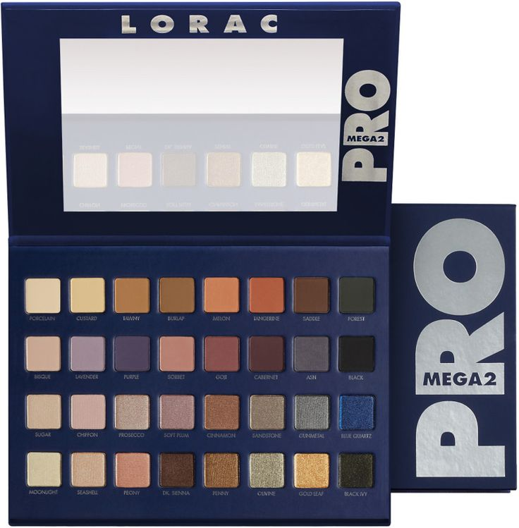 Lorac Mega PRO Palette 2. Only at ULTA!  GO PRO with the LORAC Mega PRO Palette 2! Created by celebrity makeup artist Carol Shaw, this limited edition PRO artistry palette is the sequel to their original, best-selling Mega PRO Palette.