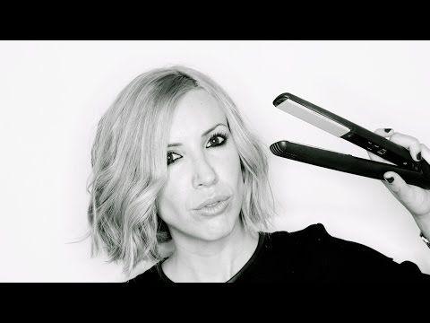 Cómo conseguir hacer ondas perfectas en cabellos cortos - http://www.bezzia.com/conseguir-ondas-perfectas-cabellos-cortos/