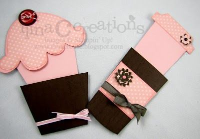 My Creations: Cupcakes and Coffee Cards