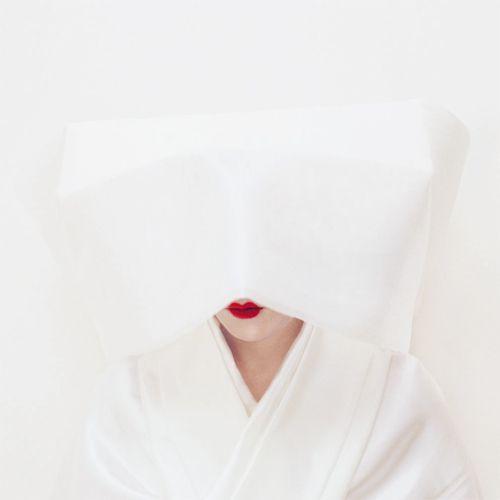 The Shinto Bride. Self-portrait. (2002) by Kimiko Yoshida