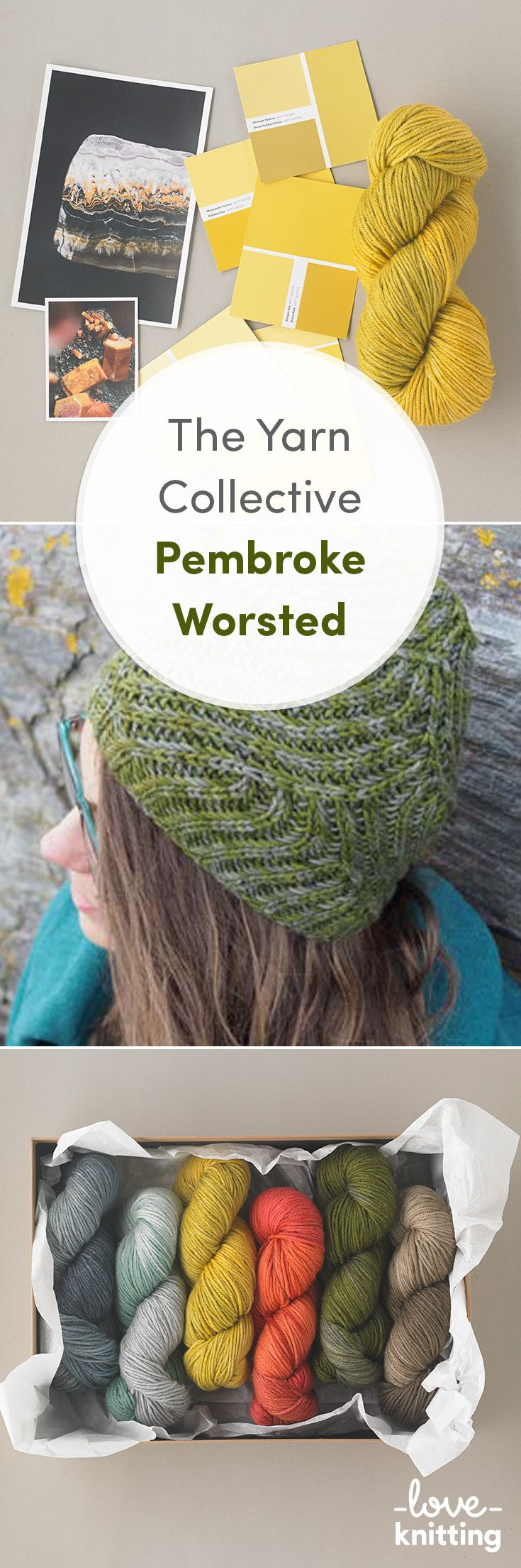 58 best the yarn collective knitting patterns images on pinterest the yarn collective pembroke worsted bankloansurffo Gallery