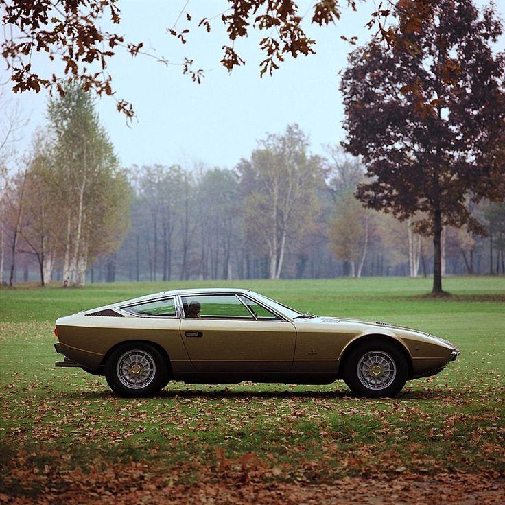 Maserati Khamsin | by Auto Clasico