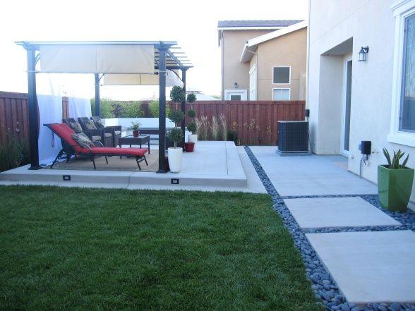 Contemporary Backyard 412 best patio, yard & garden awesomeness images on pinterest