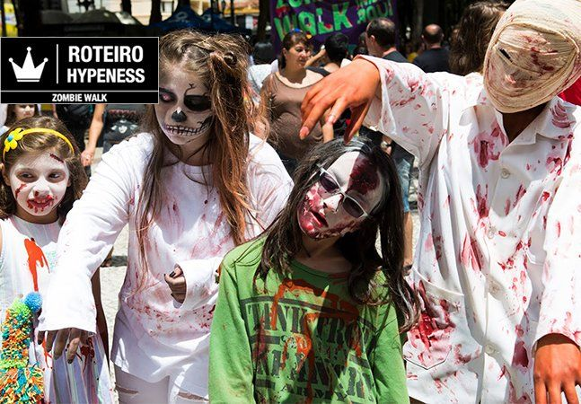 Para quem não está familiarizado com o termo, a Zombie Walk é uma caminhada onde participantes se caracterizam de zumbis, além de se comportarem como tal. São eventos que acontecem no mundo inteiro, e uma das primeiras Zombie Walks que se tem registro aconteceu em Toronto, no Canadá, e contou com apenas seis participantes. Hoje, a passeata dos mortos-vivos acontece em cidades como São Francisco, Montreal, Nova York, Sydney, Lisboa, Baltimore e Seattle. Aqui no Brasil, inúmeras cidades…