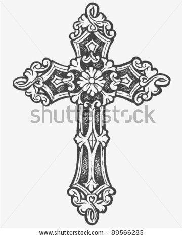 decorative cross images