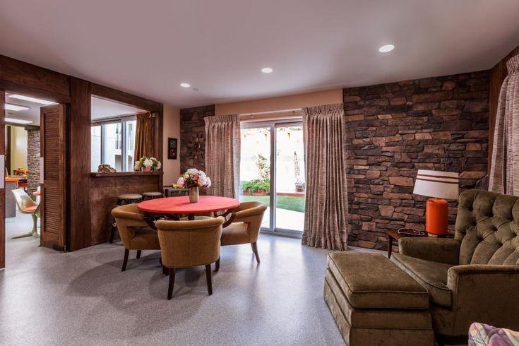 The Brady Bunch House Renovation Revealed – Part 3…