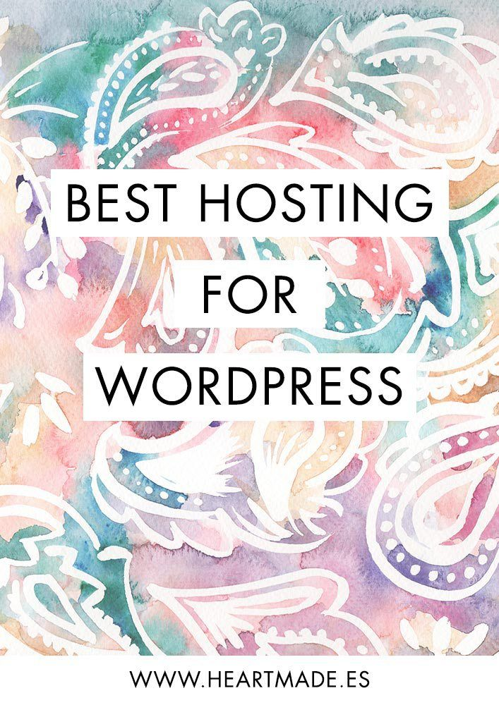 You don't know which hosting is better for your new website? Read my professional advice for choosing the best hosting for a new Wordpress site