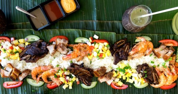 """""""Boodle Fight"""" Casa Manila is a Asian Restaurant located in the North York neighbourhood of Toronto.  Casa Manila serves Asian, Filipino cuisine and features Award Winning, Breakfast, Catering, Delivery, Take Out, V..."""