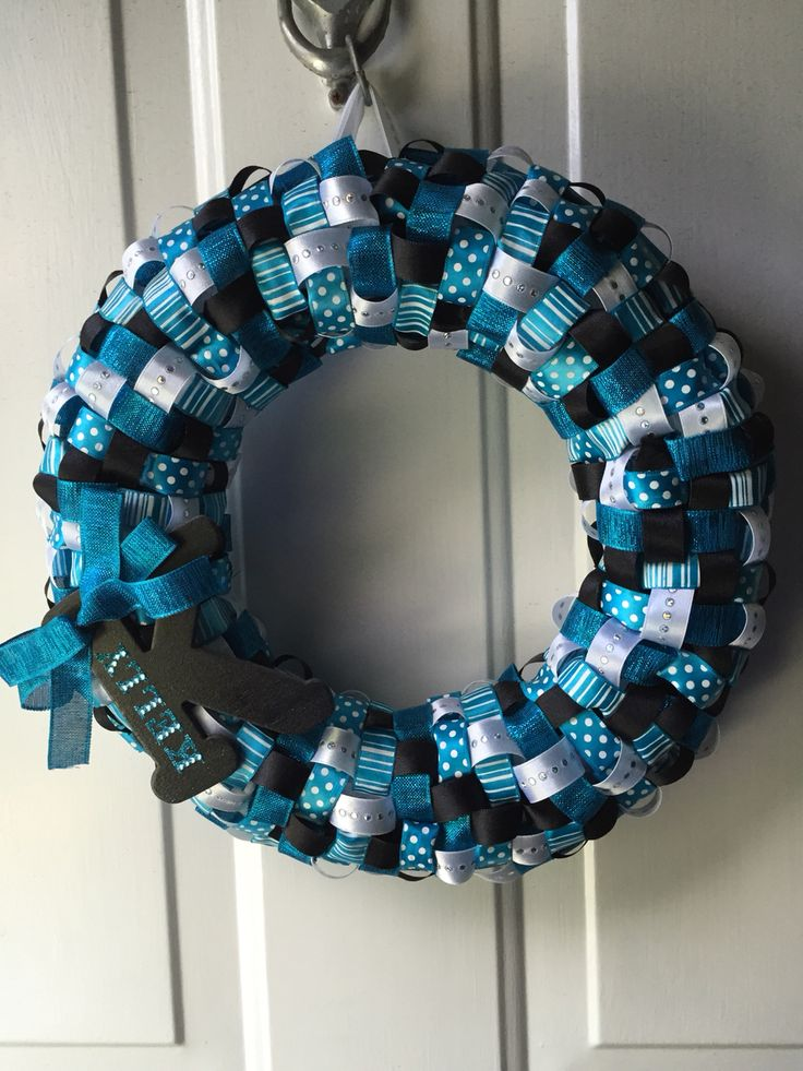 Wreath I made my mother:)