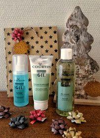 Producten van Courtin, natuurlijke voetverzorging. Hand&voetcrème, voetdeo of een fijn voetenbad.
