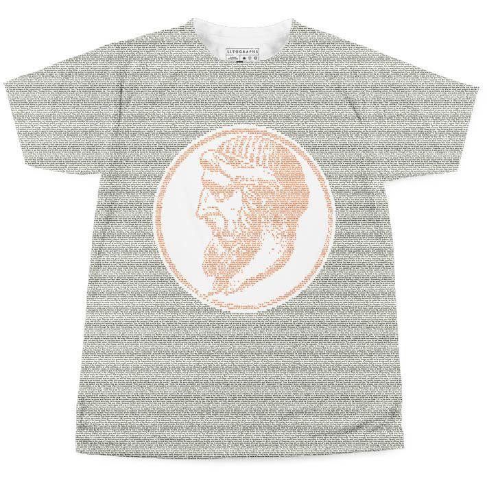 Plato's Republic T-shirt  litographs.com
